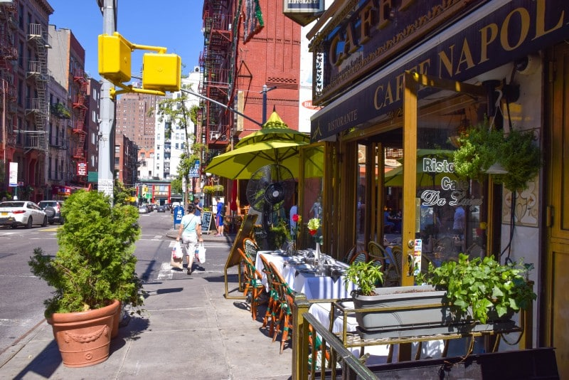 Little Italy, New York - Global Storybook
