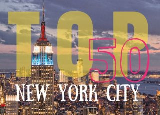 New York City: The Top 50 Attractions