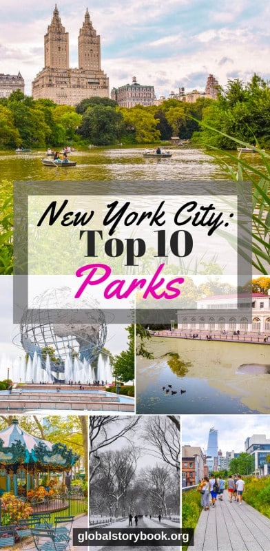 New York City: Top 10 Parks - Global Storybook