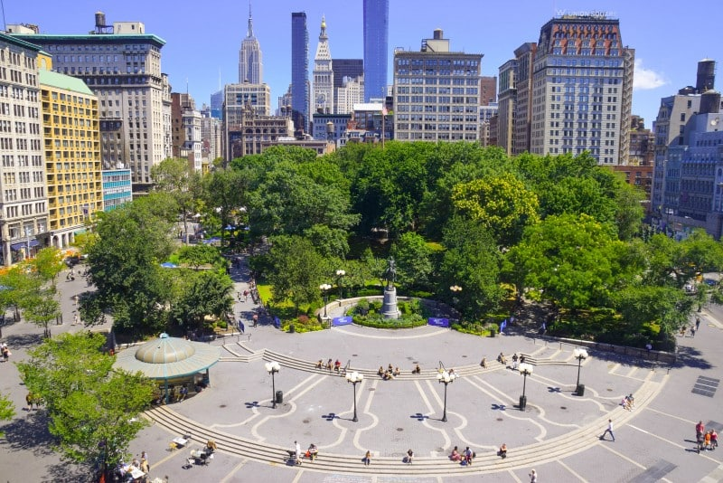 Union Square, New York - Global Storybook