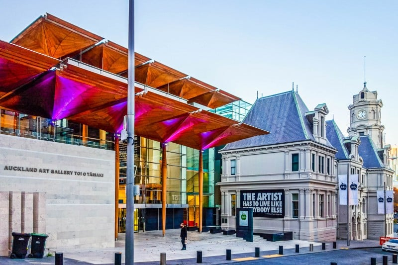 Auckland Art Gallery, New Zealand - Global Storybook