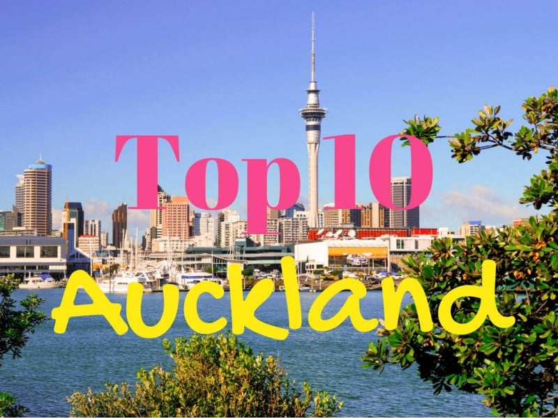 Auckland - The Top 10 Attractions - Global Storybook