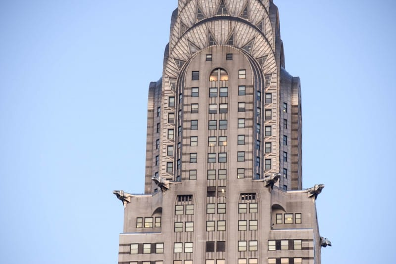 Chrysler Building, New York City - Global Storybook