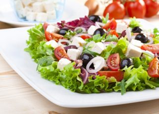 The Greek Salad - Global Storybook