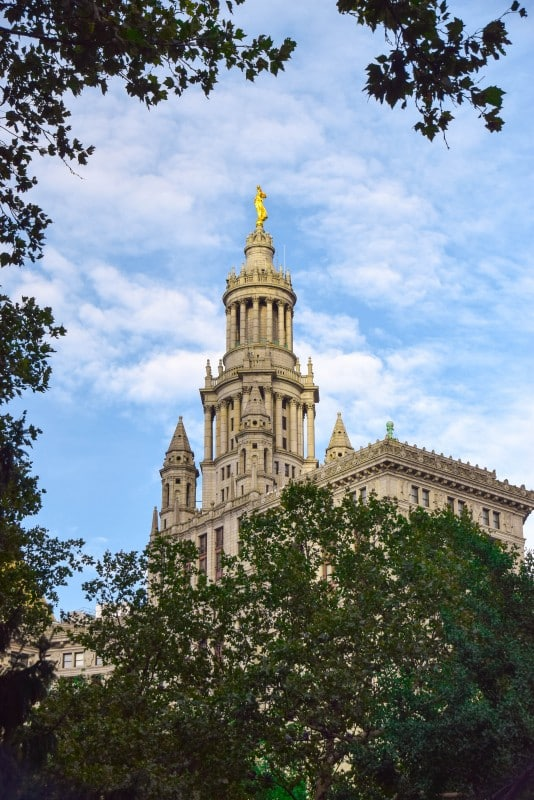 Municipal Building, New York City - Global Storybook