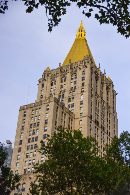 New York Life Insurance Building, New York City - Global Storybook