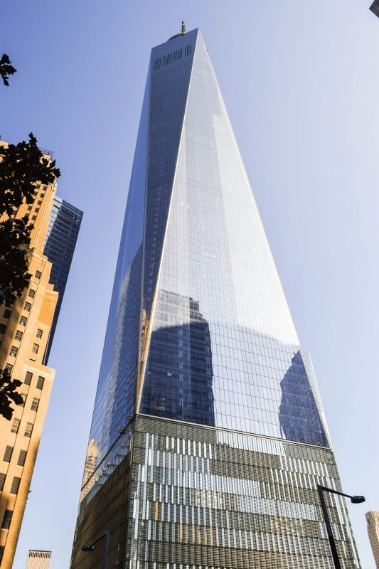 One World Trade Center Building, New York City - Global Storybook