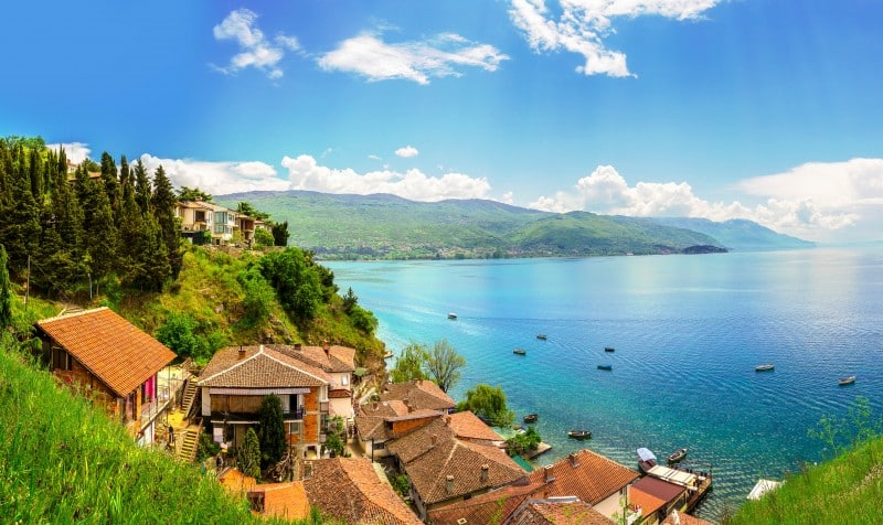 Ohrid lake, Macedonia - Global Storybook
