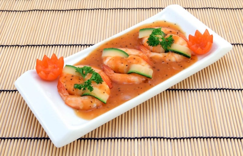 Prawn Curry With Coconut (West Bengal) India - Global Storybook