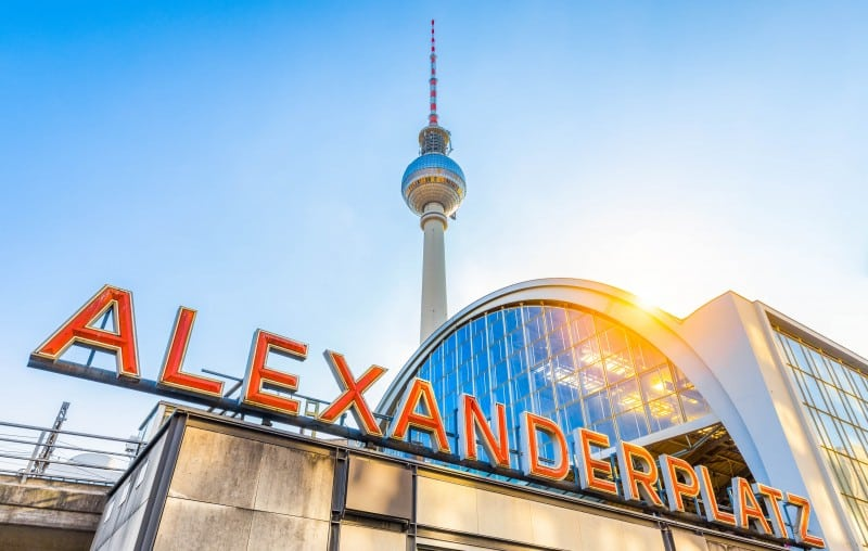 Alexanderplatz Berlin, Germany - Global Storybook