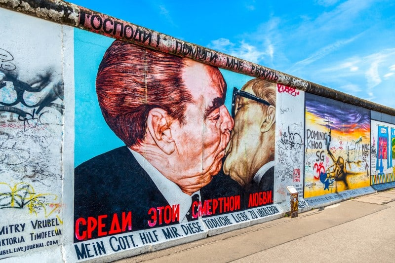 East Side Gallery Berlin, Germany - Global Storybook