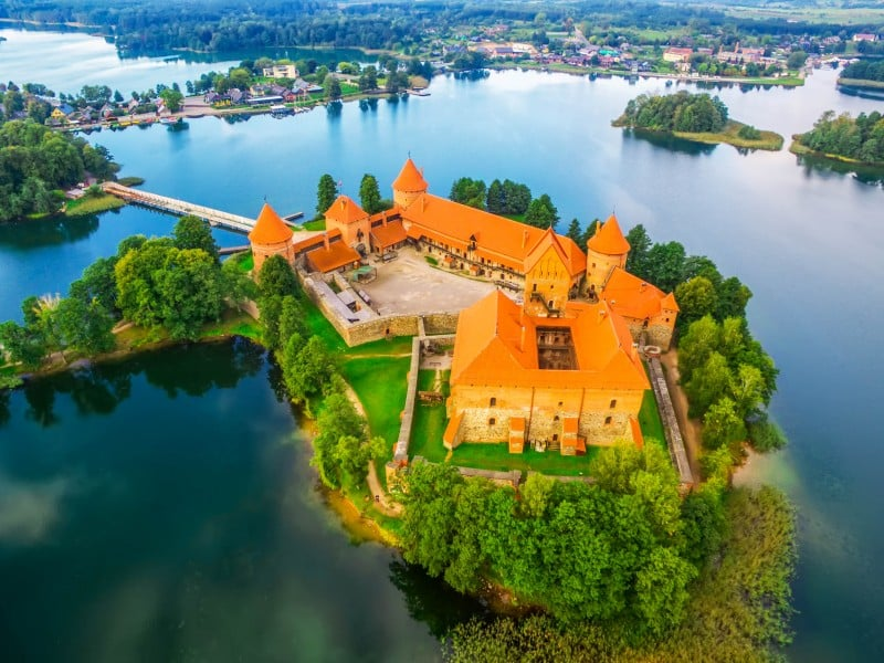 Interesting Facts About Lithuania Global Storybook - Where is lithuania