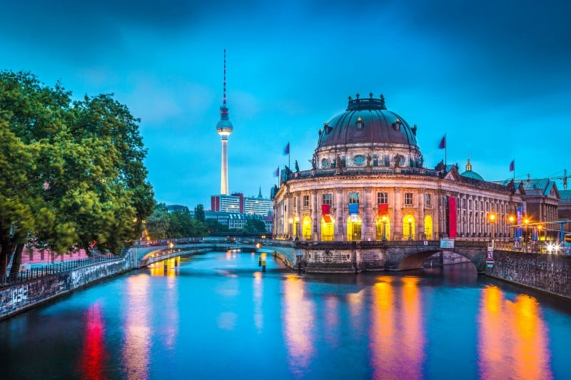 Museum Island Berlin, Germany - Global Storybook