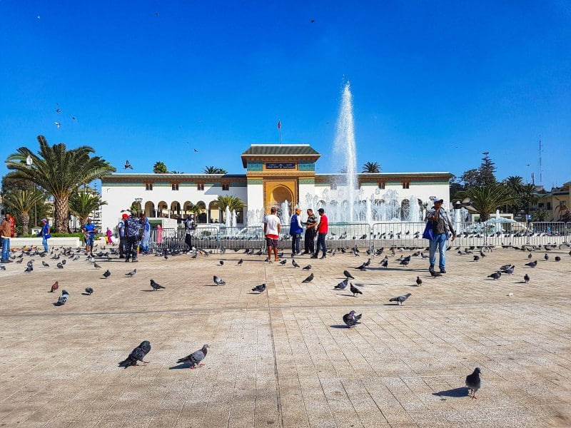 Place Mohammed V, Casablanca, Morocco - Global Storybook