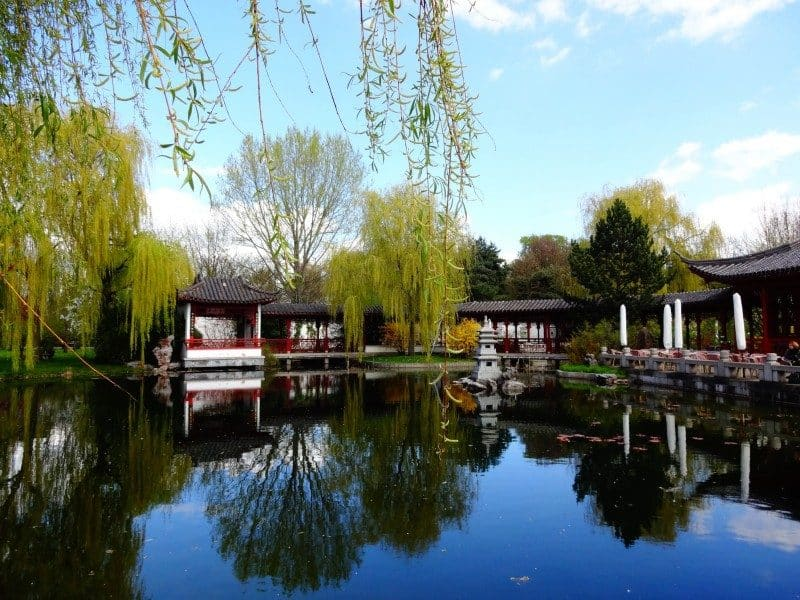 Find a slice of Asia in Berlin at the Gardens of the World