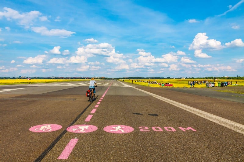 Tempelhofer Feld, Berlin, Germany - Global Storybook