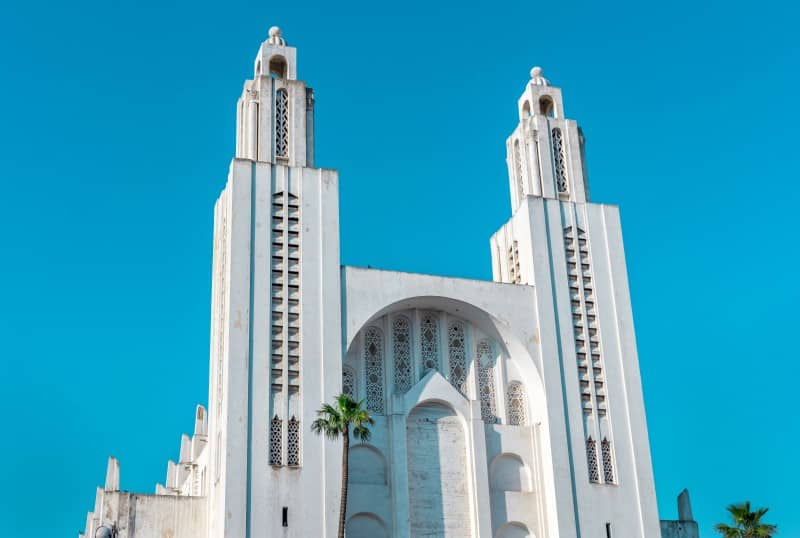 "The ""Sacré-Coeur"" Cathedral, Casablanca, Morocco - Global Storybook"