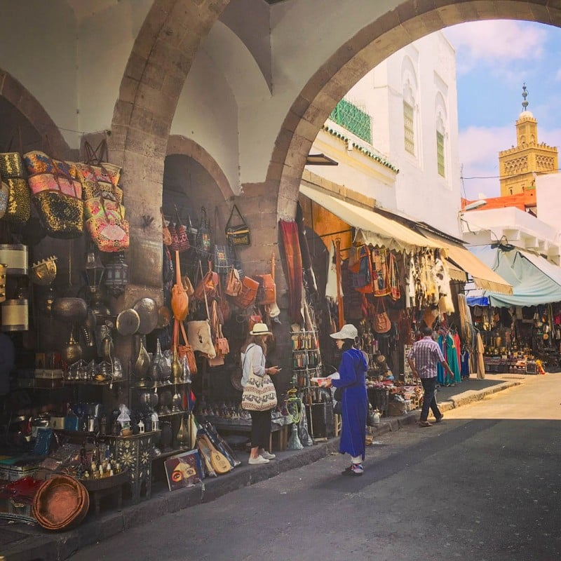 habous, Casablanca, Morocco - Global Storybook
