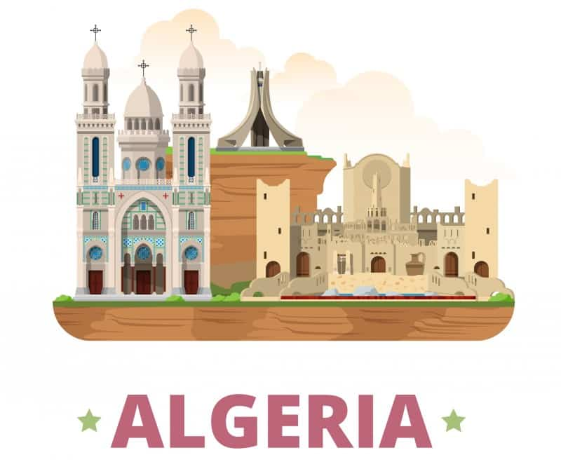 Algeria - Global Storybook