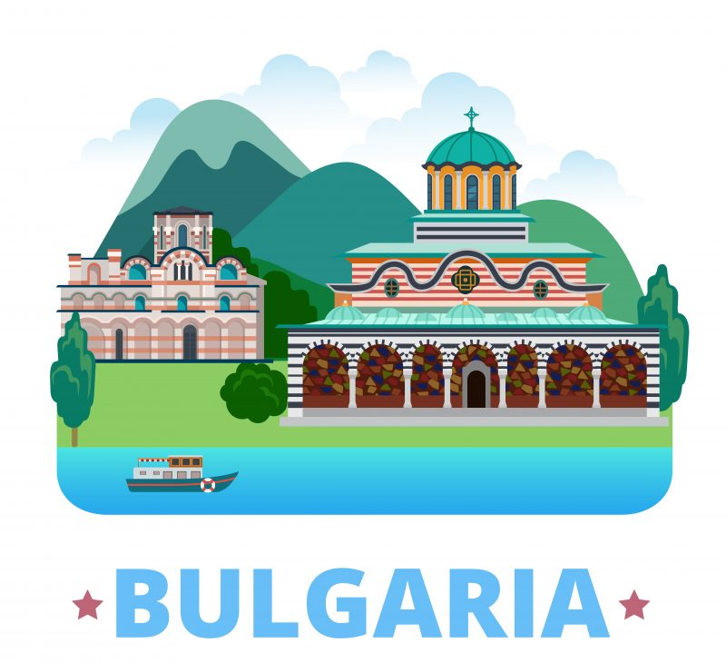 Bulgaria - Global Storybook