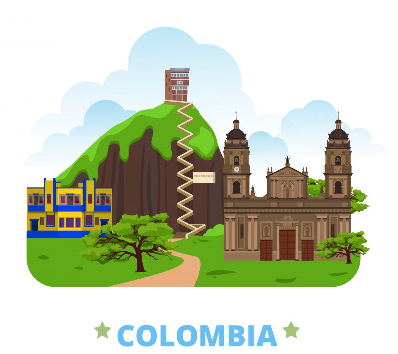 Colombia - Global Storybook