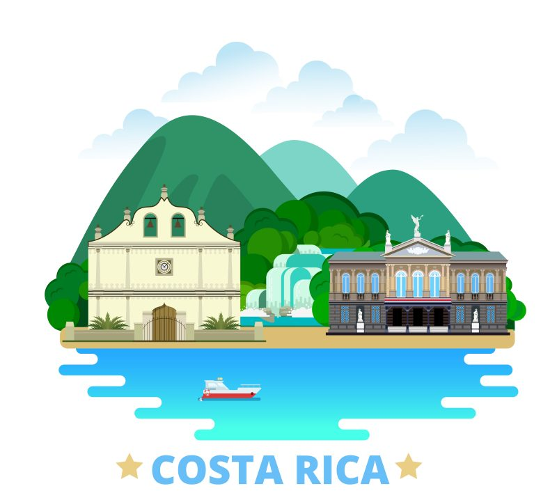 Costa Rica - Global Storybook