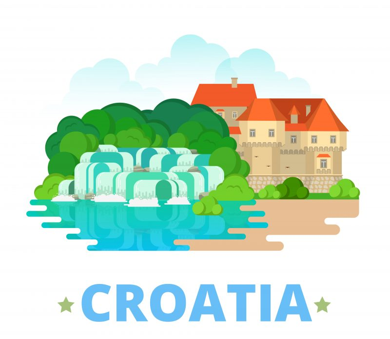 Croatia - Global Storybook