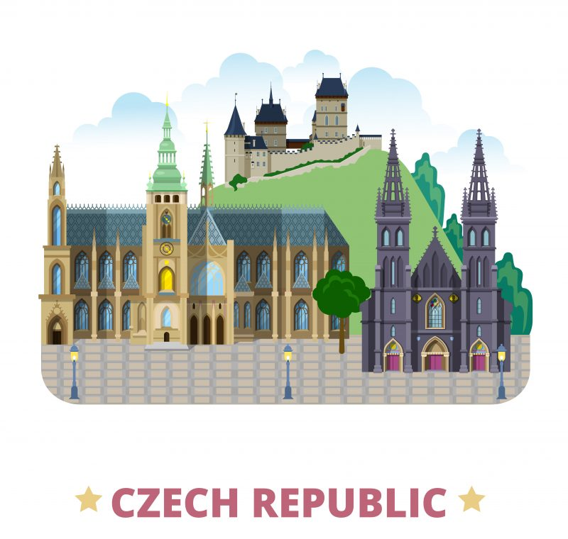 Czech Republic - Global Storybook