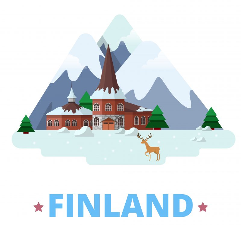 Finland - Global Storybook