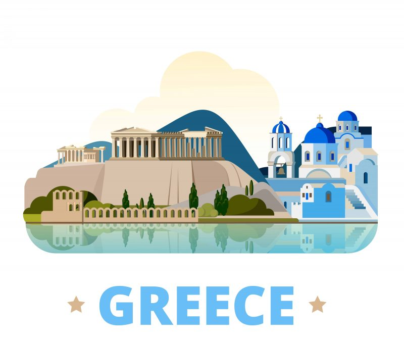 Greece - Global Storybook