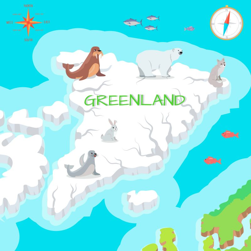 Greenland - Global Storybook