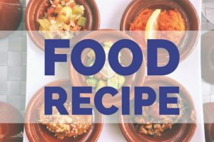 Food Recipe - Global Storybook