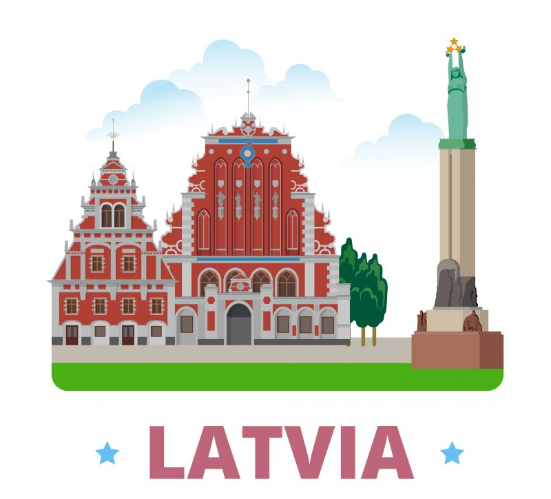 Latvia - Global Storybook