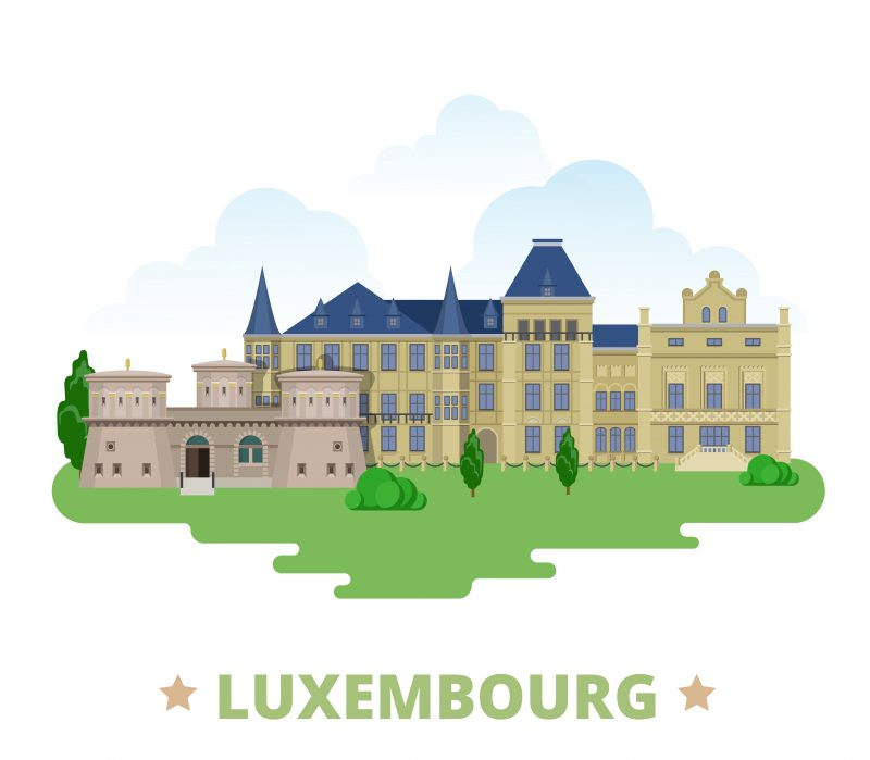 Luxembourg - Global Storybook