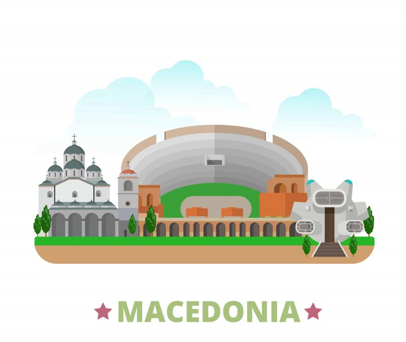 Macedonia - Global Storybook