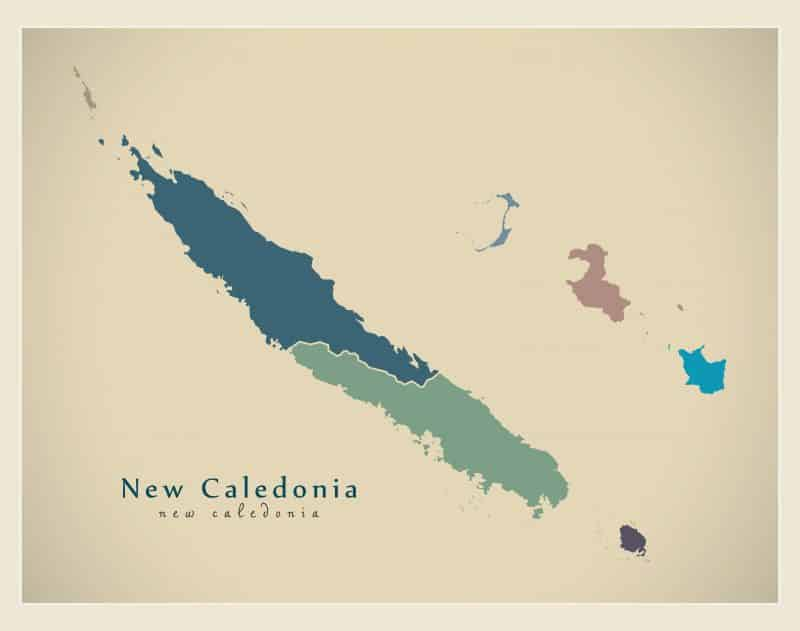 New Caledonia - Global Storybook