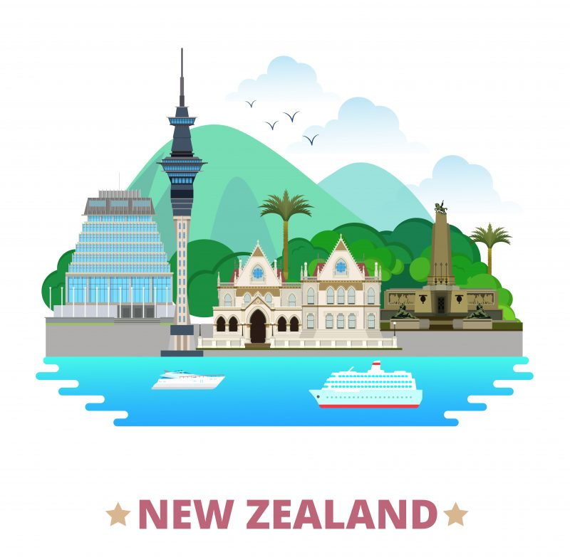 New Zealand - Global Storybook