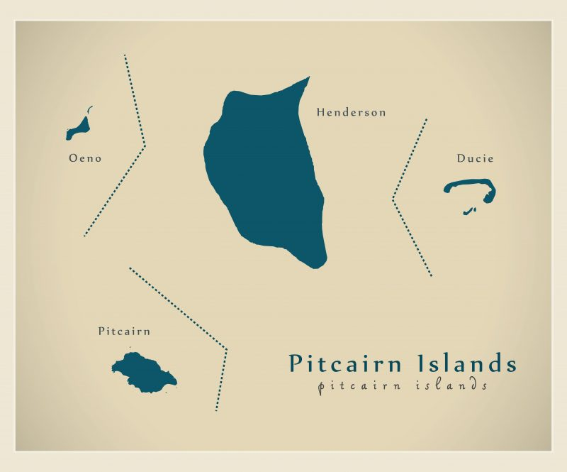 Pitcairn Islands - Global Storybook