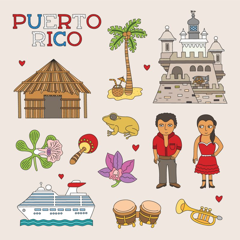 Puerto Rico - Global Storybook