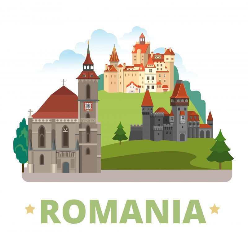 Romania - Global Storybook