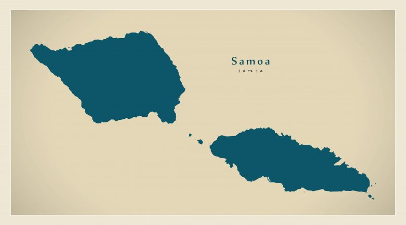 Samoa Islands - Global Storybook