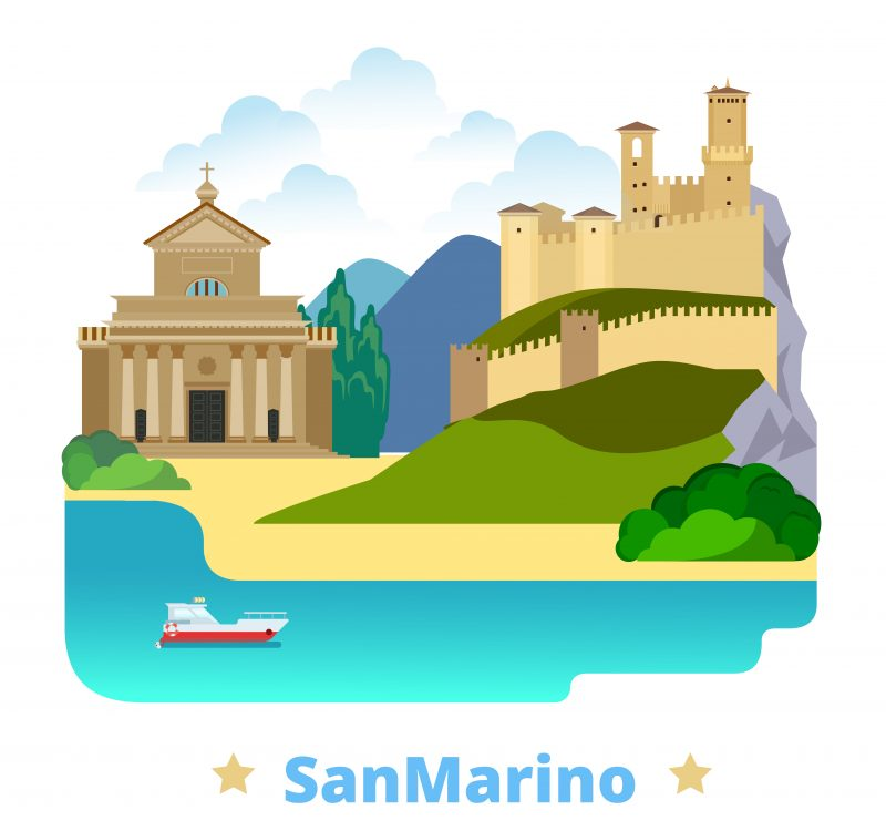 San Marino - Global Storybook