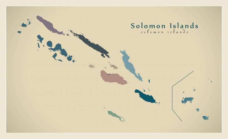 Solomon Islands - Global Storybook