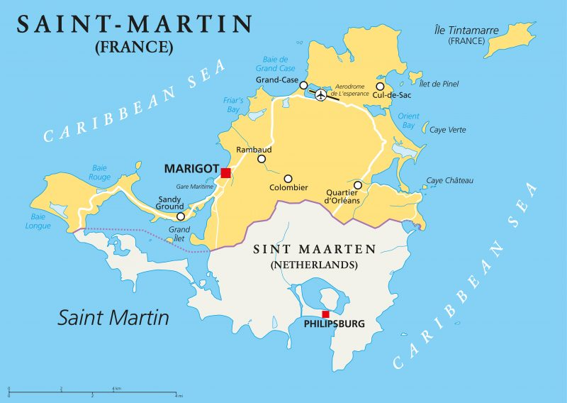 St Martin - Global Storybook