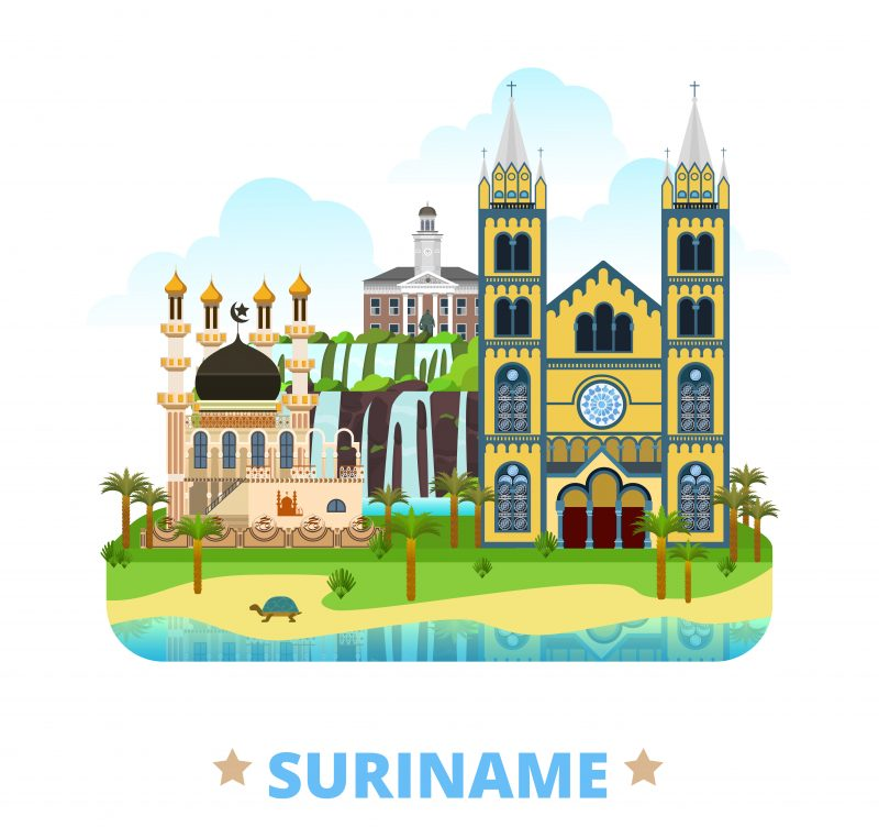 Suriname - Global Storybook