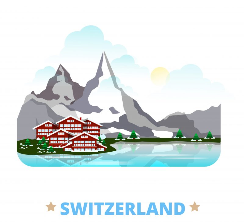 Switzerland - Global Storybook