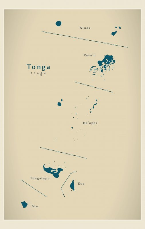 Tonga - Global Storybook