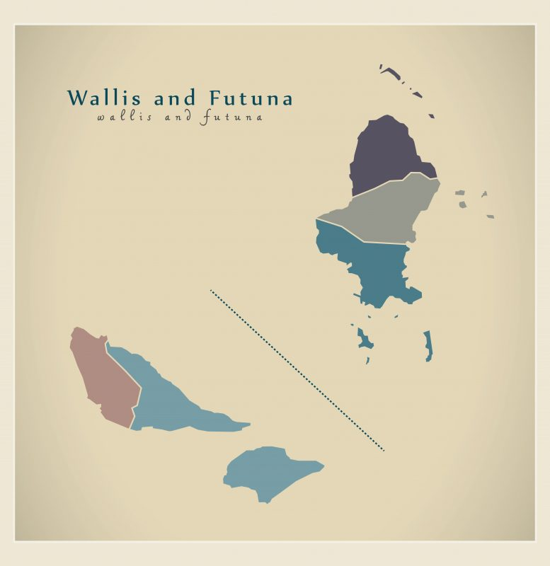 Wallis and Futuna - Global Storybook