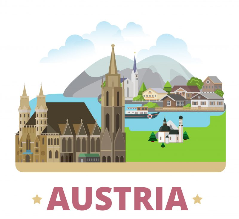 Austria - Global Storybook
