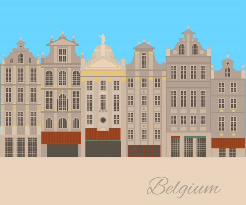 Belgium - Global Storybook